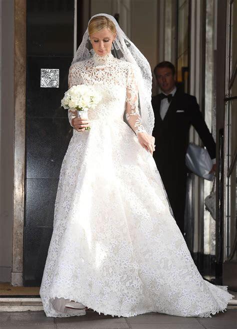Carpets & Candids: Nicky Hilton's wedding dress Lainey