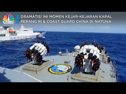 Kapal Perang dan Nelayan Cina Terus Masuk Perairan Natuna, Apa yang Mereka Cari?