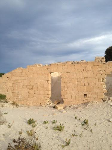 Australian Ruins #eucla #roadtrip by Jimmerish MoBlog