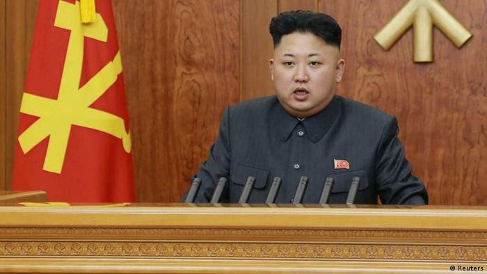 Nordkorea / Kim Jong Un / Neujahr