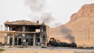 Syrian forces retake Palmyra