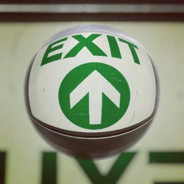 Exit #mbta #marblecam