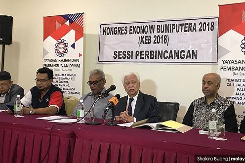 Najib tak tolong Melayu - DPMM