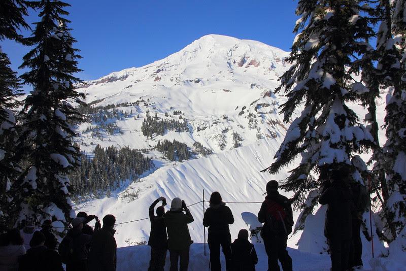 IMG_0425 Ranger-Led Snowshoe Walk