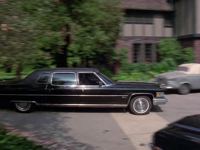 """IMCDb.org: 1975 Cadillac Fleetwood 75 in """"Columbo: Try and ..."""