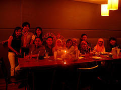 besday party
