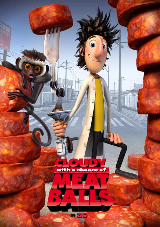Meatballs - 11 x 17 Movie