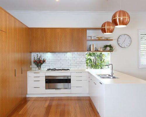 Midcentury Brisbane Kitchen Design Ideas Remodel