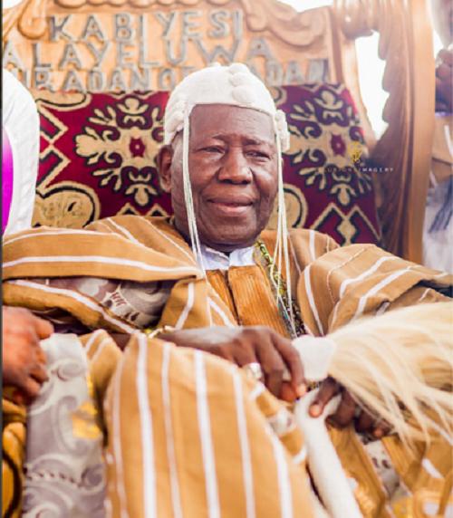 Image result for Oba Saliu Akanmu Adetunji