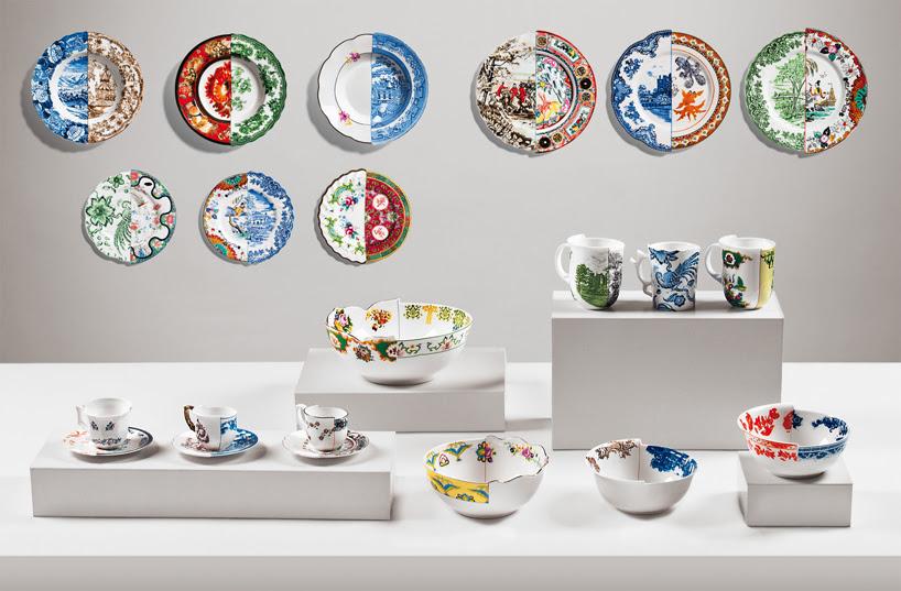 Seletti collection hybride ctrlzak tapis maison et objet designboom