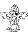 My Little Pony Pinkie Pie Boyama ücretsiz Boyama Resimleri