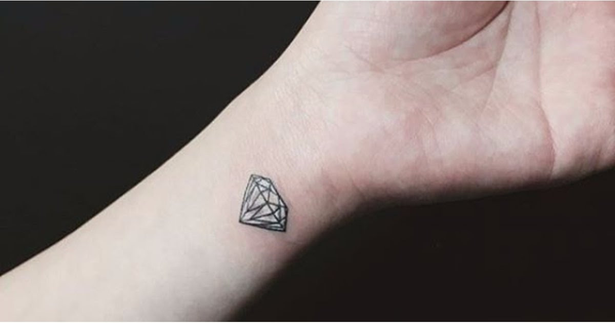 30 Tiny Chic Wrist Tattoos That Are Better Than A Bracelet Big