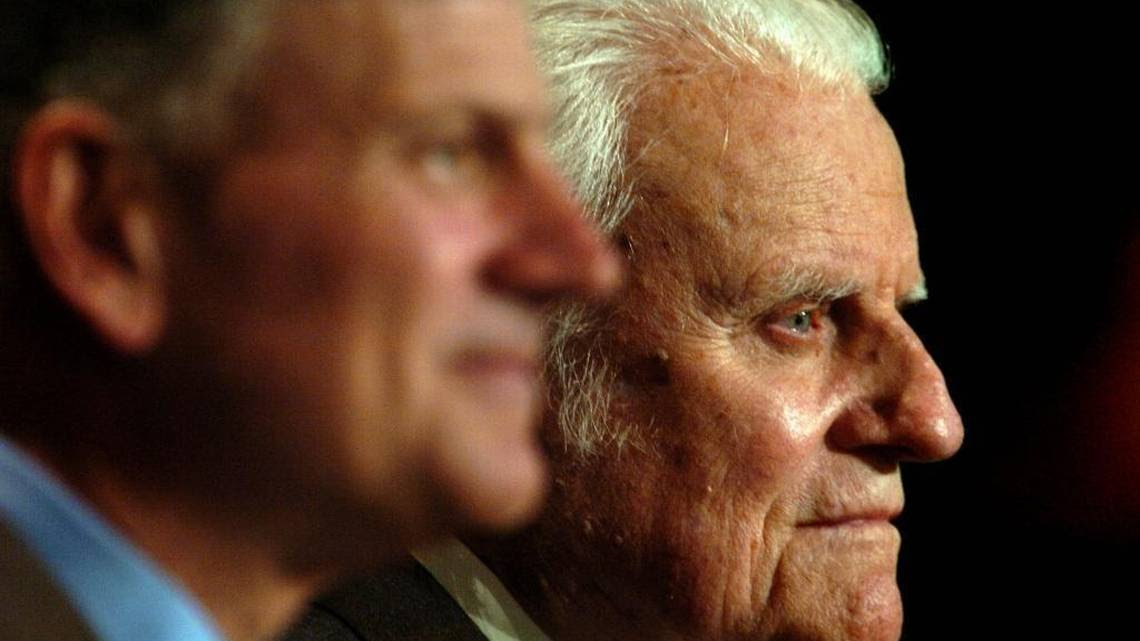 At 97, Billy Graham