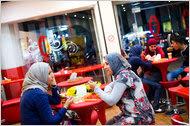 Nightlife Still Lively in Baghdad Neighborhood
