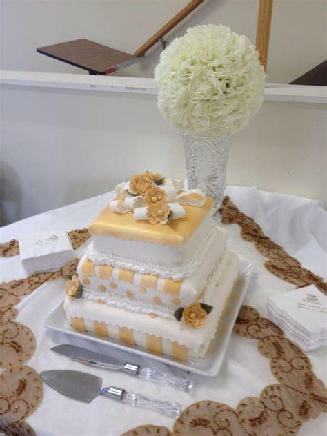 50th Wedding Anniversary Cake   Cakes   Pinterest