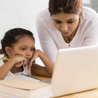 A atenção dos pais às crianças é essencial