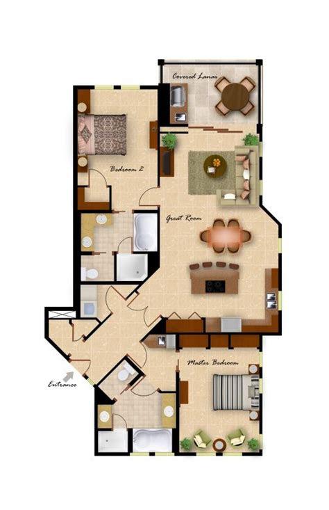 ideas  condo floor plans  pinterest