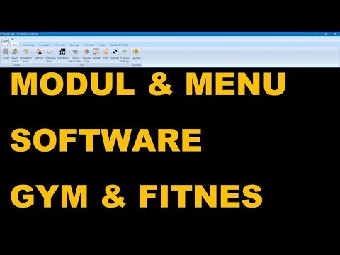 Software Gym dan Fitness