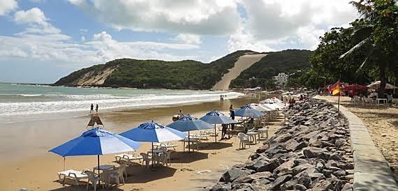 Governo Federal dá sinal verde para aporte de R$ 39 milhões para obras da engorda da Praia de Ponta Negra