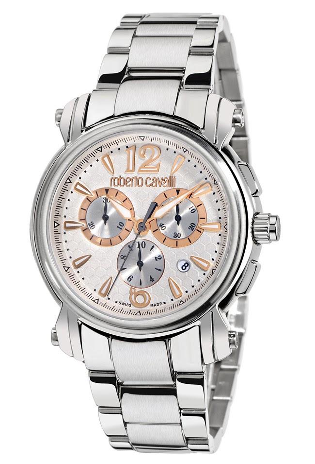 6 - Roberto Cavalli Timewear 'Anniversary' (4)