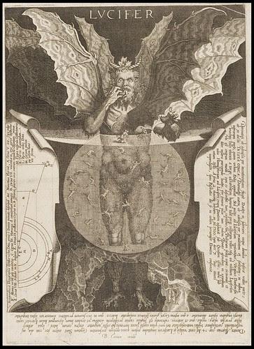 Lucifer by Balthasar Caymox)