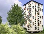 Il progetto del grattacielo di legno a Milano