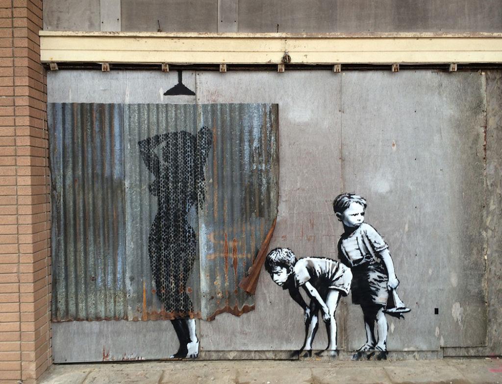 Dismaland, por Banksy: esta é a versão obscura da Disneylândia 06