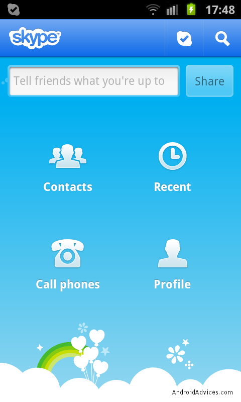 How to Make a Skype Voice Call or Video Call on Android ...