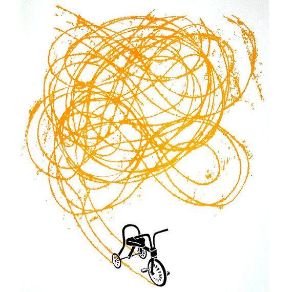 Freewheeling Sunny Yellow