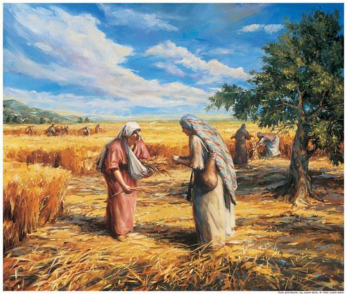 Ruth Bible Mormon