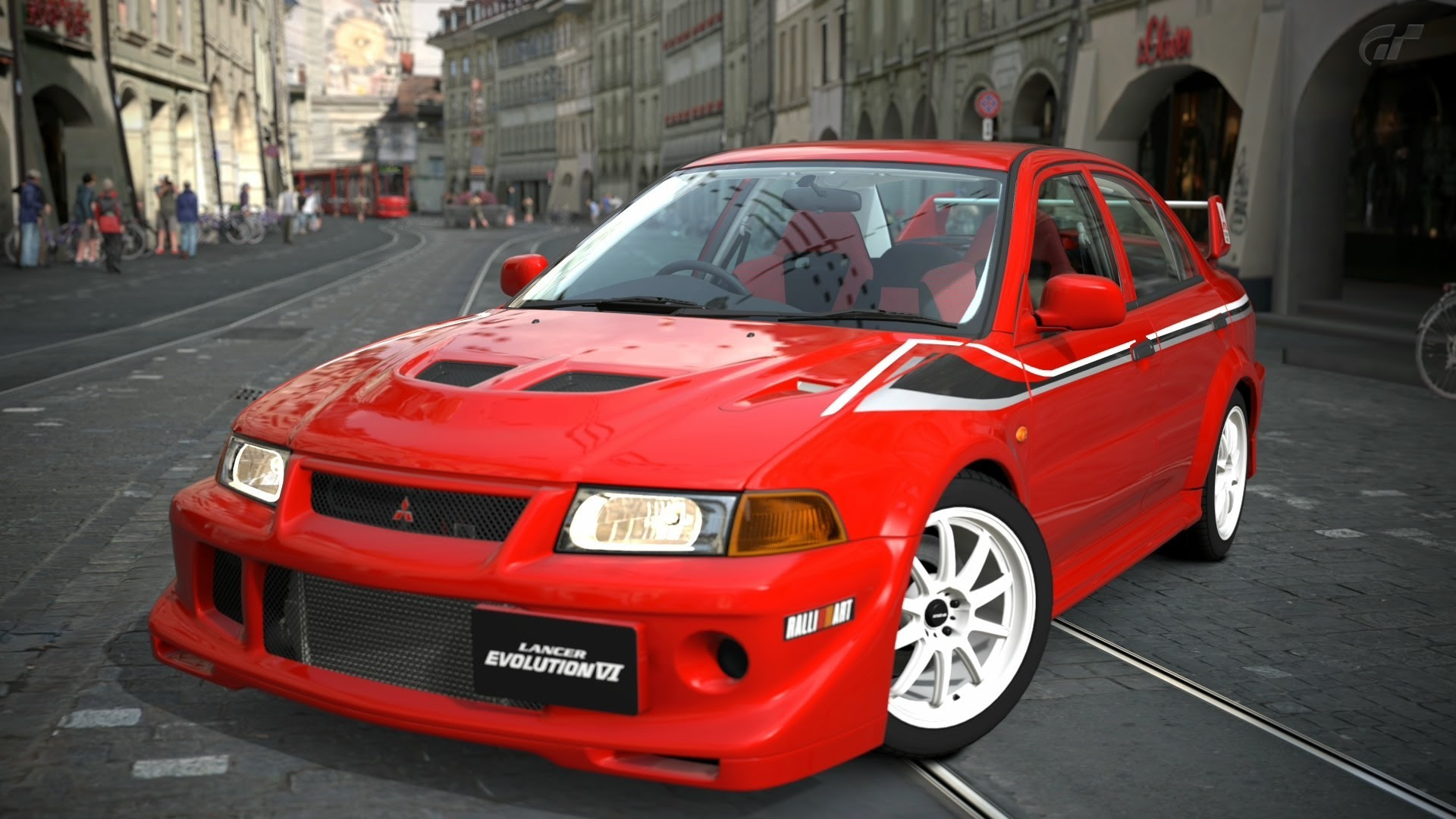 Mitsubishi Lancer Evolution HD Wallpaper1080p For Desktop