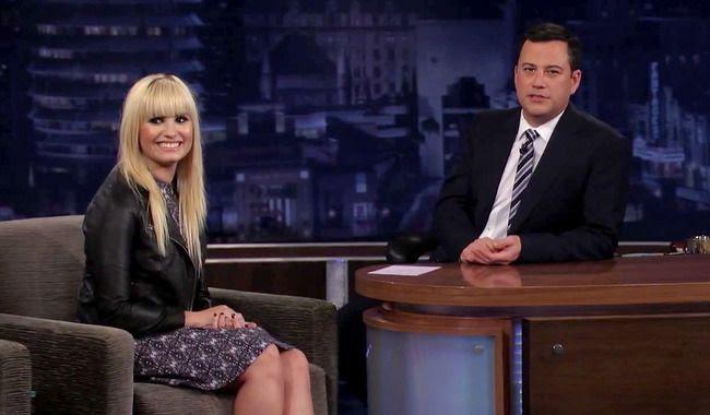Jimmy Kimmel Live (October 2012), Demi Lovato