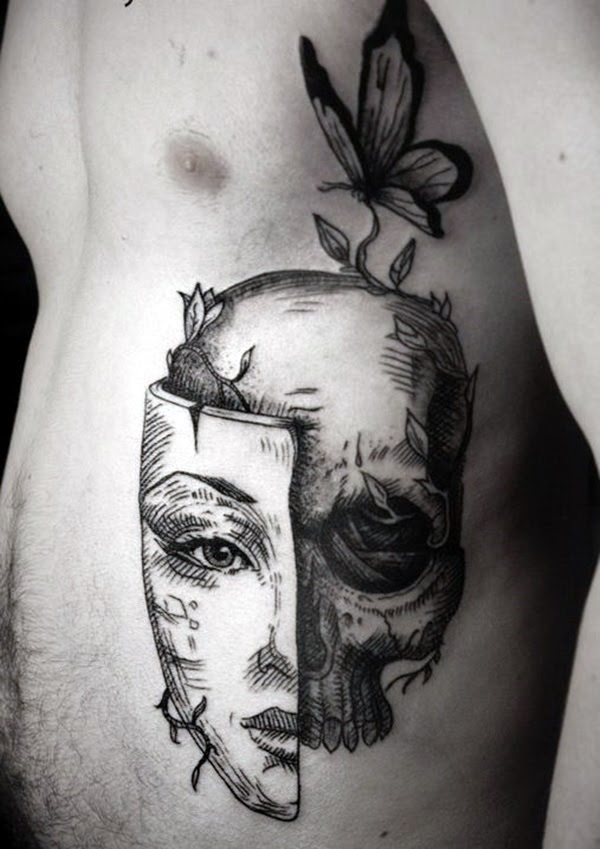 New and Trendy Dotwork Tattoo Ideas for 2016 (3)