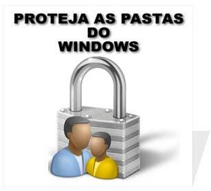 Proteja pastas do Windows XP com sua senha! Sem programas