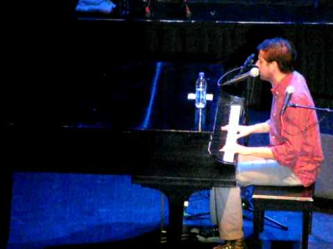 Andrew McMahon of Jack's Mannequin playing a solo show at The Fillmore in