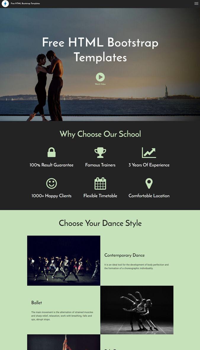30 Best Amazing Best Website Templates Collection