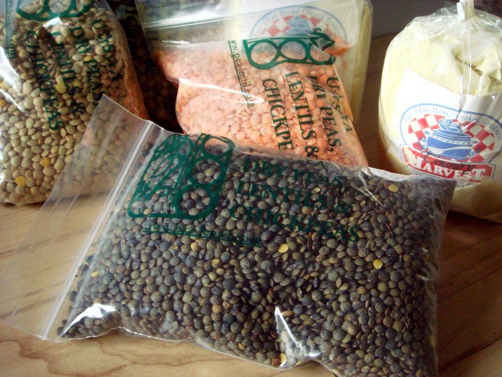 lentil pack