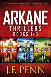 ARKANE Thriller Boxset by J. F. Penn