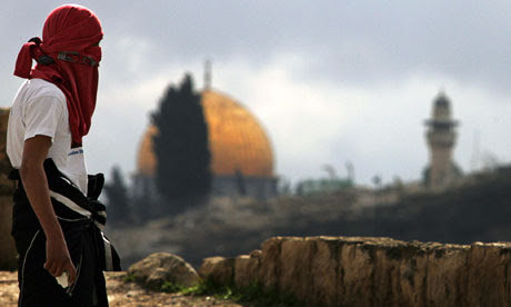 Palestine papers reveal concessions by peace negotiators on areas like Haram al-Sharif/Temple Mount