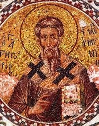 Αποτέλεσμα εικόνας για Άγιος Γρηγόριος ο Φωτιστής της Αρμενίας.