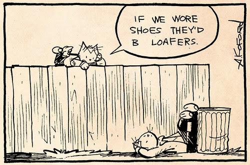 Laugh-Out-Loud Cats #1932 by Ape Lad