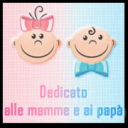widget dedicato ai genitori