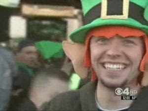 CDOT Asks: Go Easy On The Green Beer