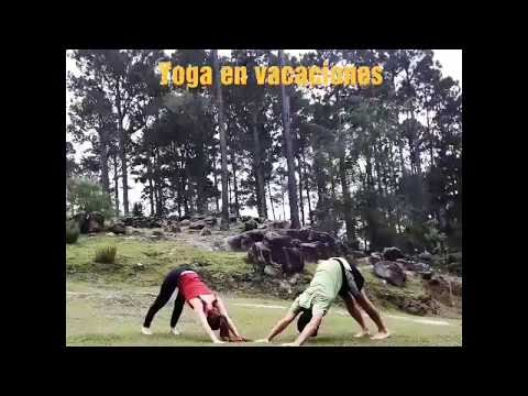 Video: Yoga en Vacaciones