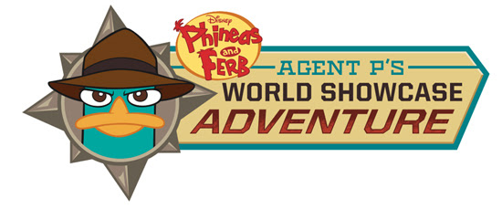 Agent P World Showcase Adventure