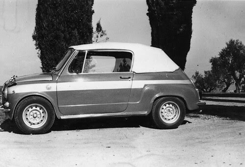 Seat 600 Trans 1967