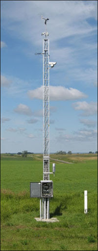 Nddot Road Weather Information System Rwis