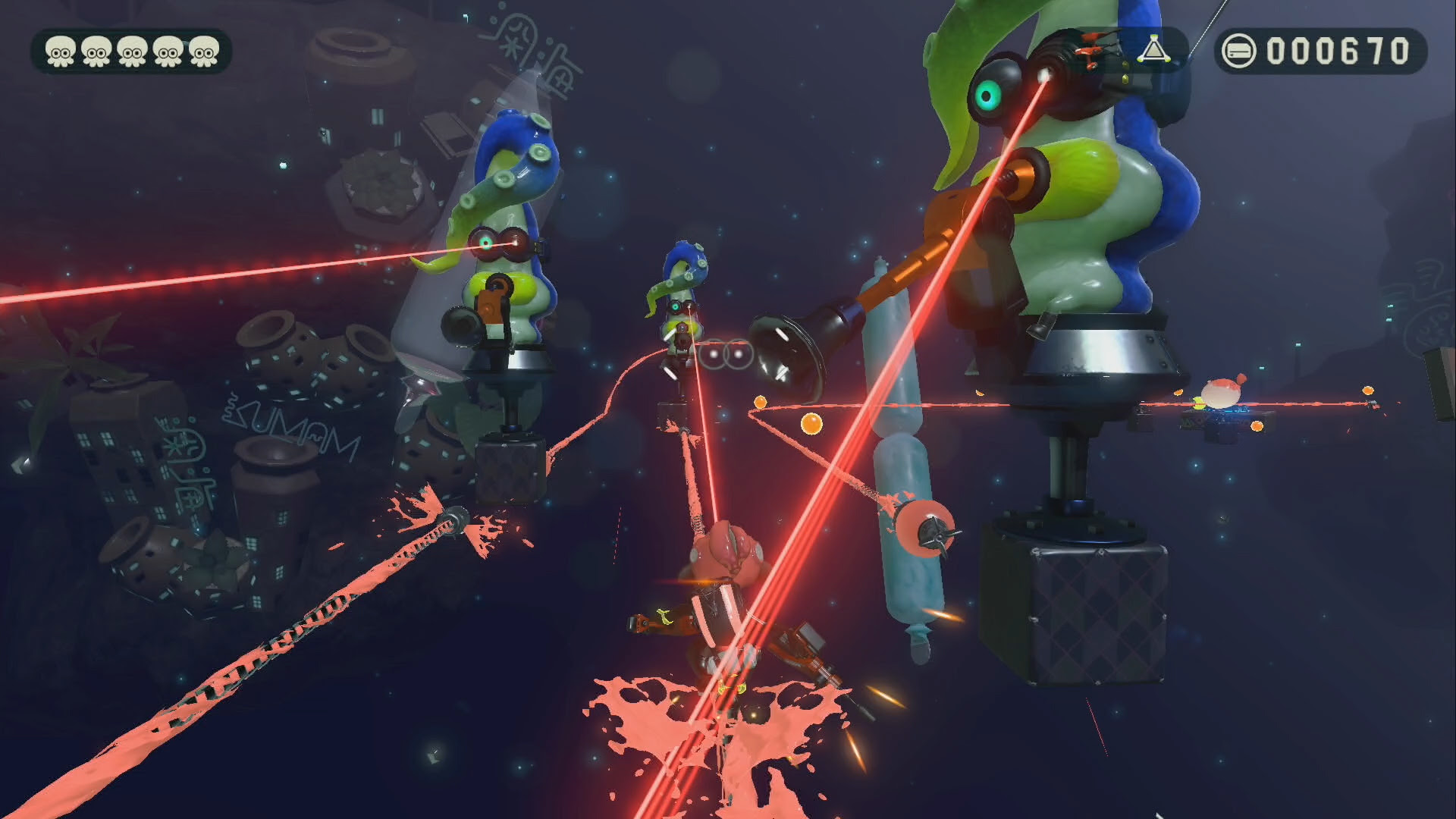 We Take On A Really Tricky Level In Splatoon 2 Octo Expansion