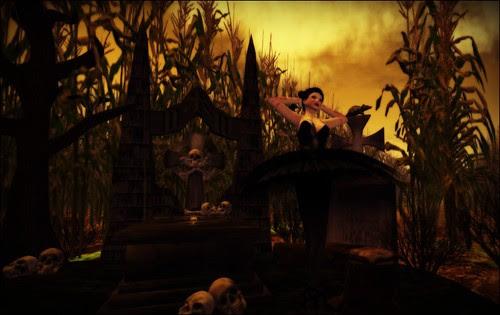 The Corn Field - Graves