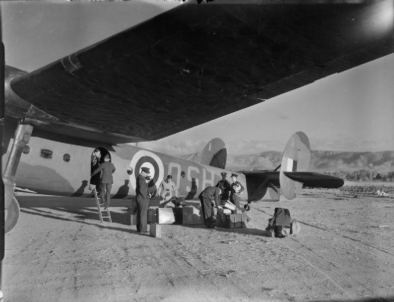 File:216 Squadron RAF Bristol Bombay at Crete 1941 IWM CM 172.jpg